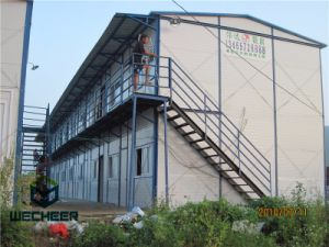 Low Price SGS ISO Standard EPS Sandwich Panel Prefab House for Indonesia