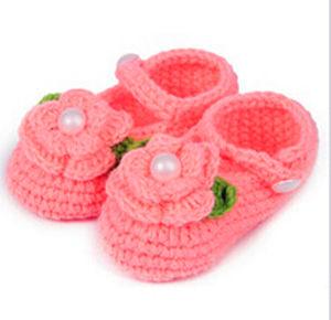 China 2015 Newborn Baby Girl Shoe Socks
