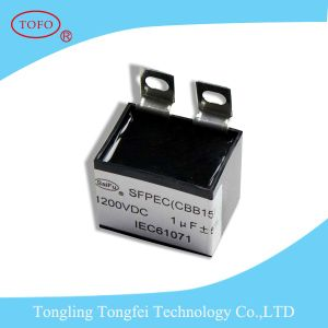 Special Cbb15 Capacitor 1200VDC Capacitor 1mf pictures & photos