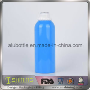 Cosmetic Packaging Aluminum Essential Oil Bottle