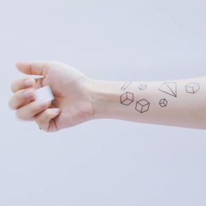 New Coming Non-Toxic Body Temporary Tattoos, Fashion Tattoo Sticker pictures & photos