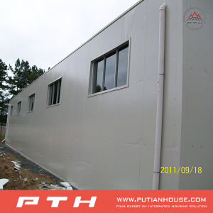 Low Cost Galvanized Prefabricated Steel Structure Workshop pictures & photos