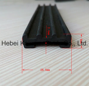 Garage Door PVC Trim Strip/Sliding Door Edge Trim Strip