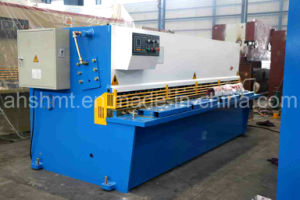 QC12y-8*3200mm Hydraulic Shearing Machine/Hydraulic Plate Cutting Machine/ pictures & photos