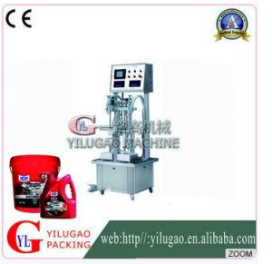 Ylg-101cysemi-Automatic High Precision Oil Filling Machine pictures & photos