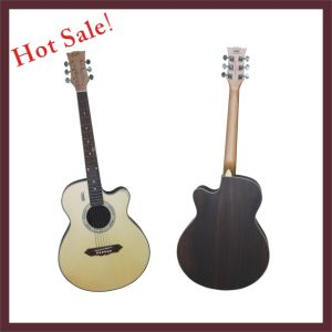 41 Inch Acoustic Guitar for Student