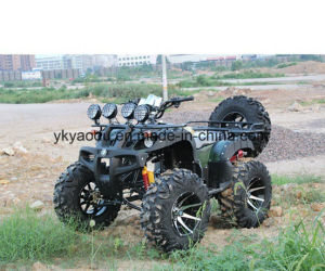 Electric Start Utility Vehicle 150cc ATV with Chain Driven