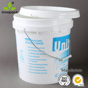 PP Food Grade Plastic Bucket 15 Liter pictures & photos