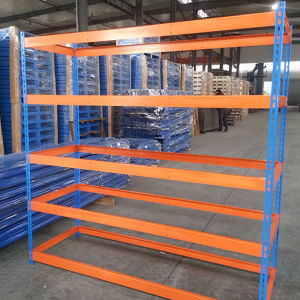 Good Price Light Duty Slotted Angle Rack Storage Iron