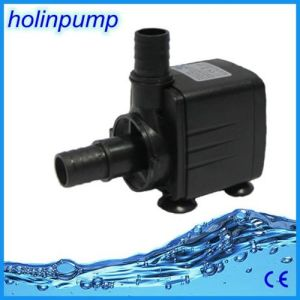 24 Volt Pump Ssubmersible Fountain Pump (HL-1500A) Recycle Pump pictures & photos