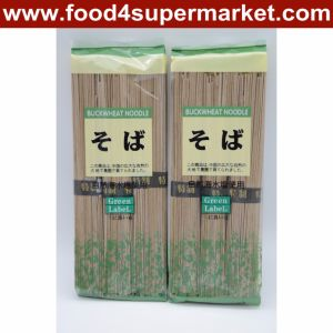 Japanese Soba Noodle Retail Package pictures & photos