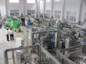 3-in-1 Complete Mineral Water Filling Line/Equipment/Machine pictures & photos