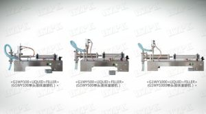 Liquid Filling Machine with Tank pictures & photos