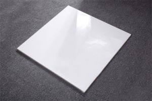 China Super White Glossy Porcelain Polished Wall Floor Tile Tiles