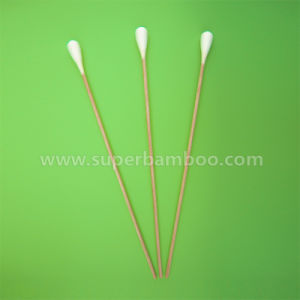 8′ Bamboo Stick Cotton Swab for Medical/Industry Use (B2520310)