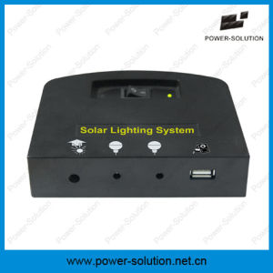 Mini Smart Solar Home System with 2 Bulbs&Phone Charger pictures & photos
