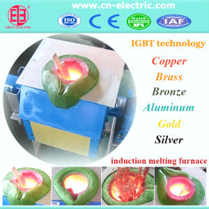 Factory Price Hot Selling Mini Inducton Melting Furnace pictures & photos