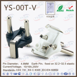 Turkey VDE Plug Insert pictures & photos