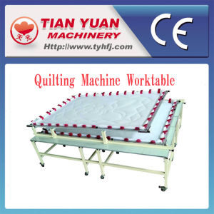 Mattress Single Needle Computerized Quilting Machine pictures & photos