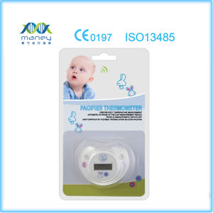 Baby Pacifier Digital Thermometer with Ce Approved (MN-DT202) pictures & photos