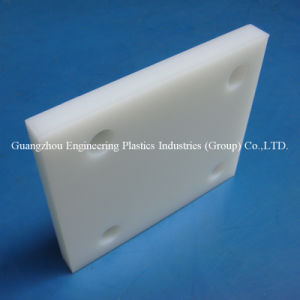 White Plastic UHMWPE Sheet pictures & photos