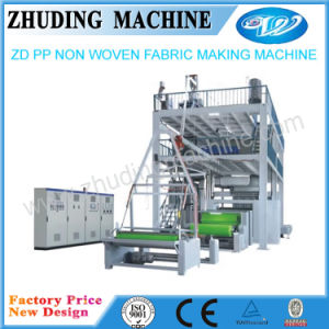 Automatic PP Non Woven Fabric Making Machine for 1600ss/2400ss/3200ss pictures & photos