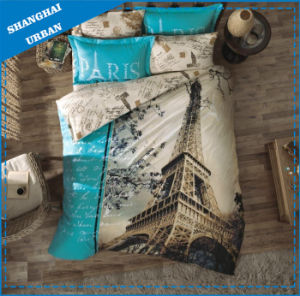 6 Pieces Cotton Polyester Duvet Cover (set) pictures & photos