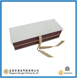 Customized Folding Jewelry Paper Packaging Box (GJ-Box396) pictures & photos