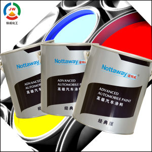 Jinwei Supply High Quality Custom Cheap Odorless Epoxy Auto Paint pictures & photos