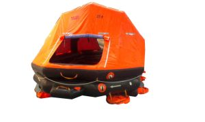 Solas Self-Righting Leisure Inflatable Liferaft, Small Leisure Yacht Raft, Lifesaving Life Raft pictures & photos