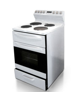 24 Inch Free Standing Electric Range Cooker with ETL, Ce pictures & photos