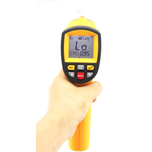 IR Infrared Thermometer 2000 Degree 80: 1