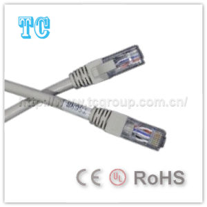Ce/RoHS Certificate UTP Cat5e Patchcord, 2m pictures & photos