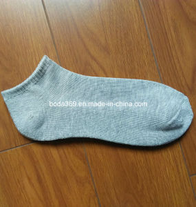 Mens Ankle Sport Half Terry Socks