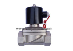 Stainless Steel Solenoid Valves for Water Oil Steam Normally Closed pictures & photos