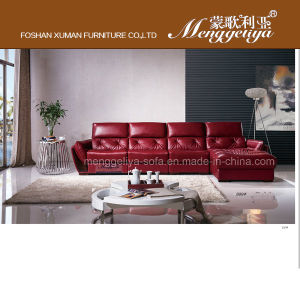 Top Grain Leather Recliner Sofa (899#)