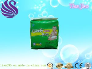 Ultra Thin Disposable Lovely Baby Diapers with High Quality pictures & photos