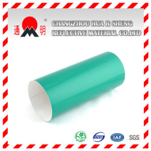 Advertisement Grade Pet Green Surface Reflective Material (TM3300) pictures & photos