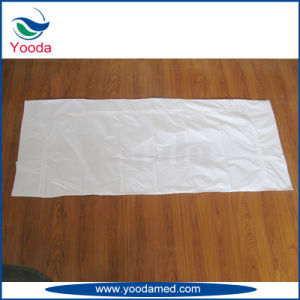 PP Handles White Customized Funeral Corpse Body Bag pictures & photos