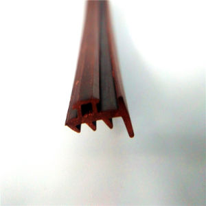 Aluminum Alloy Door and Window Rubber Seal Strip pictures & photos