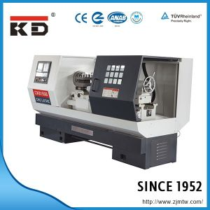 Good Price High Precision Flat Bed CNC Lathe Ck6156b pictures & photos