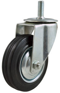 Industrial Rubber Caster