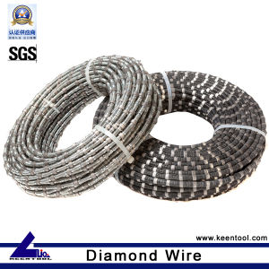High Quality Diamond Wire Saw for Stone Quarry pictures & photos