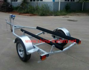 Galvnized Jet Ski Tailer with Bunk Tr0501b pictures & photos