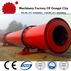Rotary Dryer Working Principle for Sale