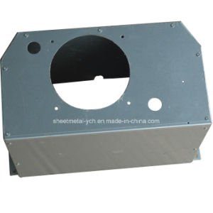 High Quality Custom Sheet Metal Box