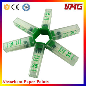 Chinese Dental Material Absorbent Paper Points for Sale pictures & photos