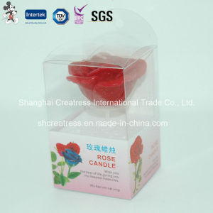 Wholesale Beautiful Flower Shape Candle pictures & photos