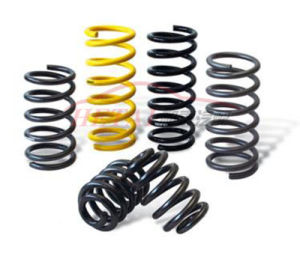 Automobile Auto-Cars Used Spiral Compression Spring