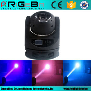 60W RGBW4in1 Mini Beam Effect Stage Light LED Moving Head Light pictures & photos